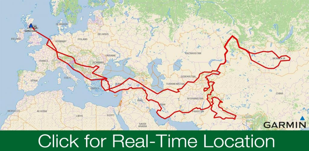 Celtic Rover Route Link